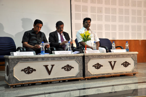 Achievers Conclave on 24 Feb 2012