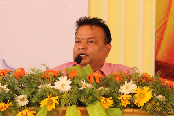 Vetri Nichayam program held at Vels University